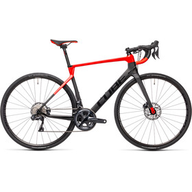 Cube Agree C:62 SL carbon'n'red